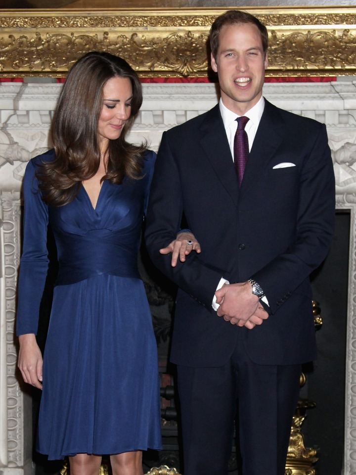 Princess Kate can't get enough of her wedding ring
