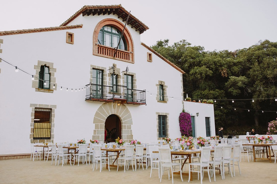 Elegant venue in Spain