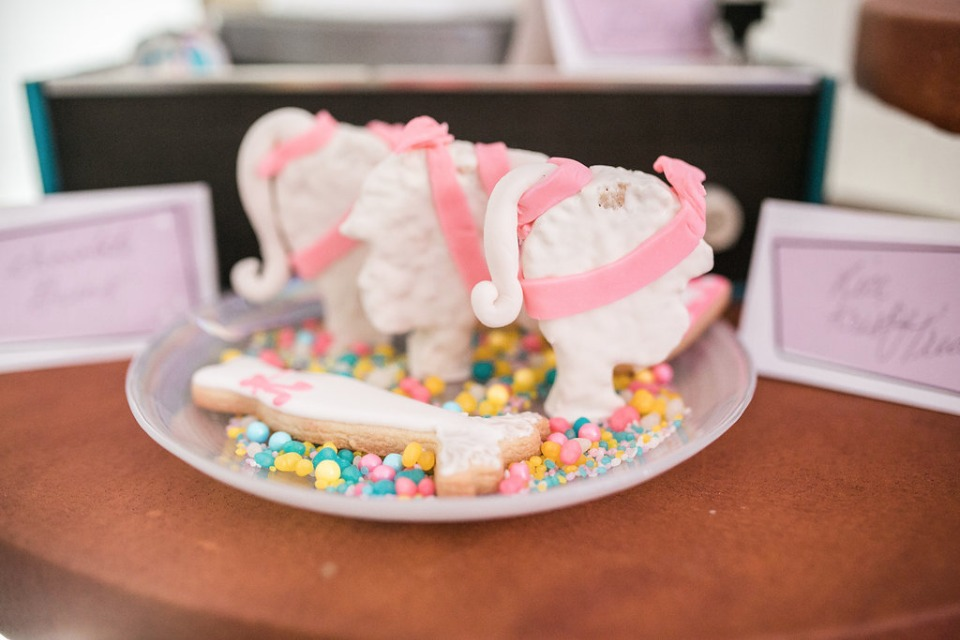 Vintage barbie inspired cookies