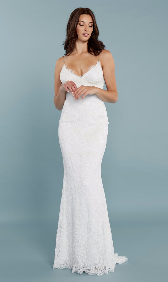 Katie May Princeville wedding dress