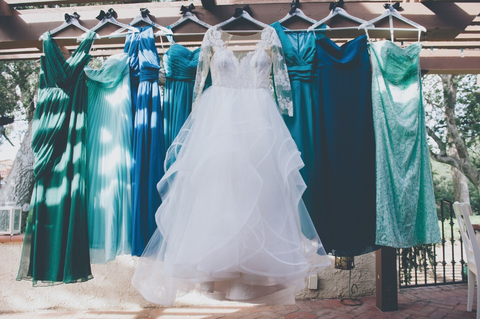 All the pretty dresses