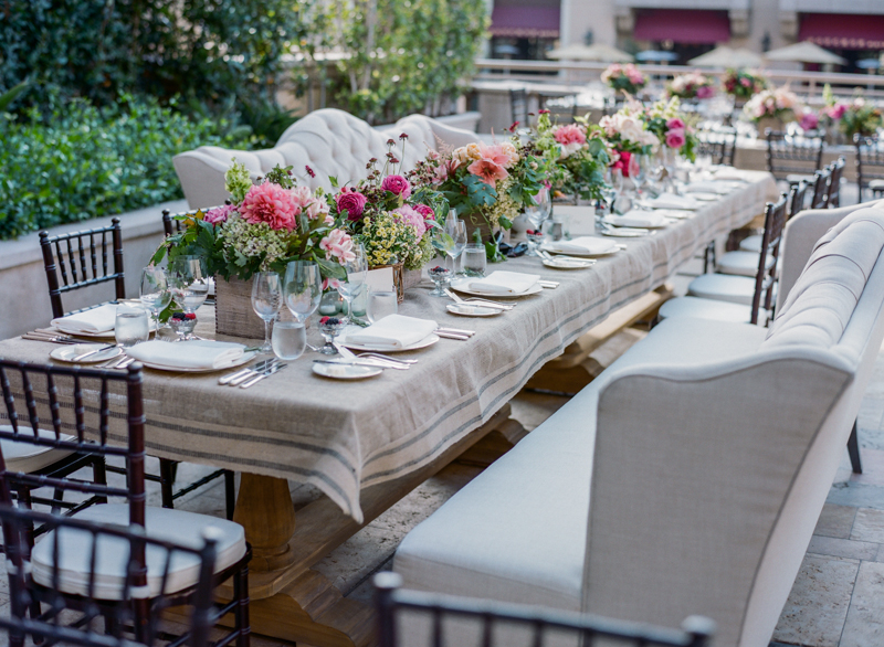reception seating ideas