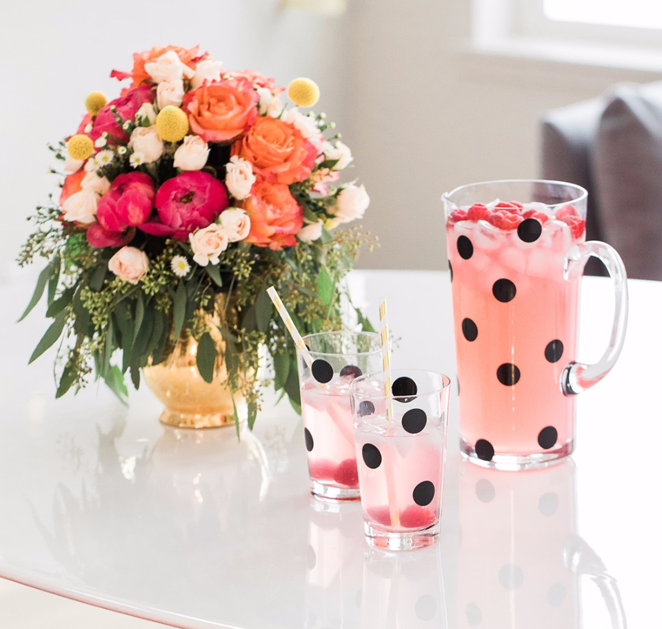 Wedding Registry must have  Kate Spade New York All in Good Taste Deco Dot Pitcher