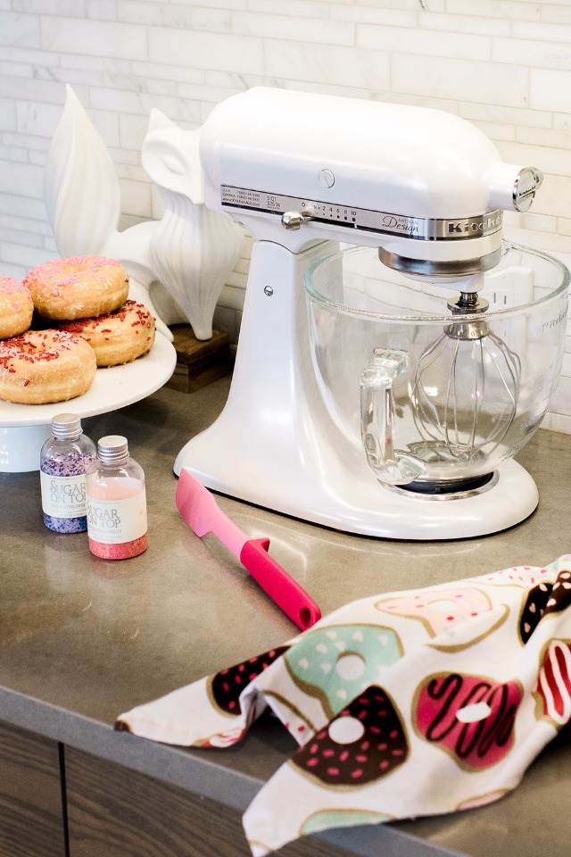 Wedding Registry must have  KitchenAid Design Series in Pearl