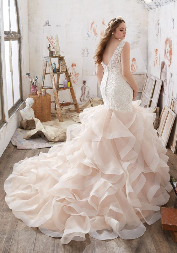 Mildred Wedding Dress from Mori Lee
