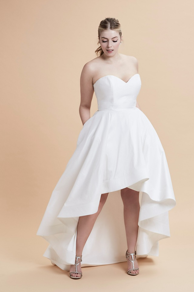 Anne Barge Ryland Gown - Curve
