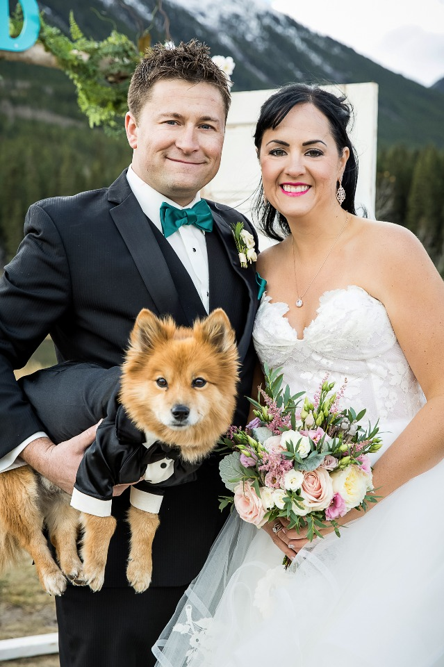 Dog friendly weddings are the best