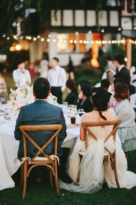 This Wedding Went Off Without A Hitch, Literally There Was No