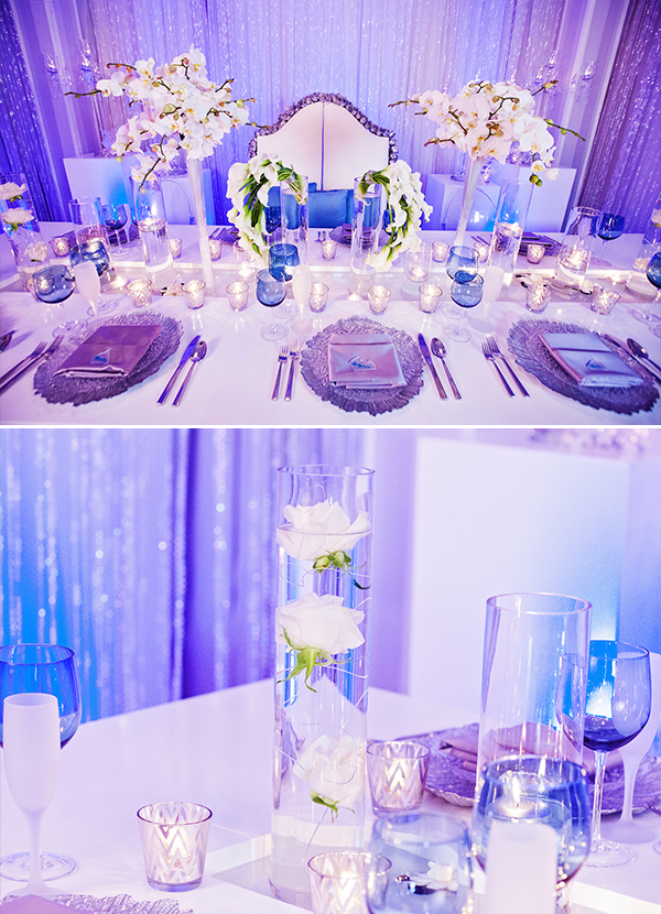 Frozen themed wedding ideas