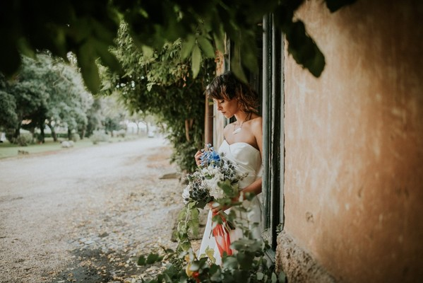 Wedding Dreams Do Come True With This Modern Boho Shoot In Italy