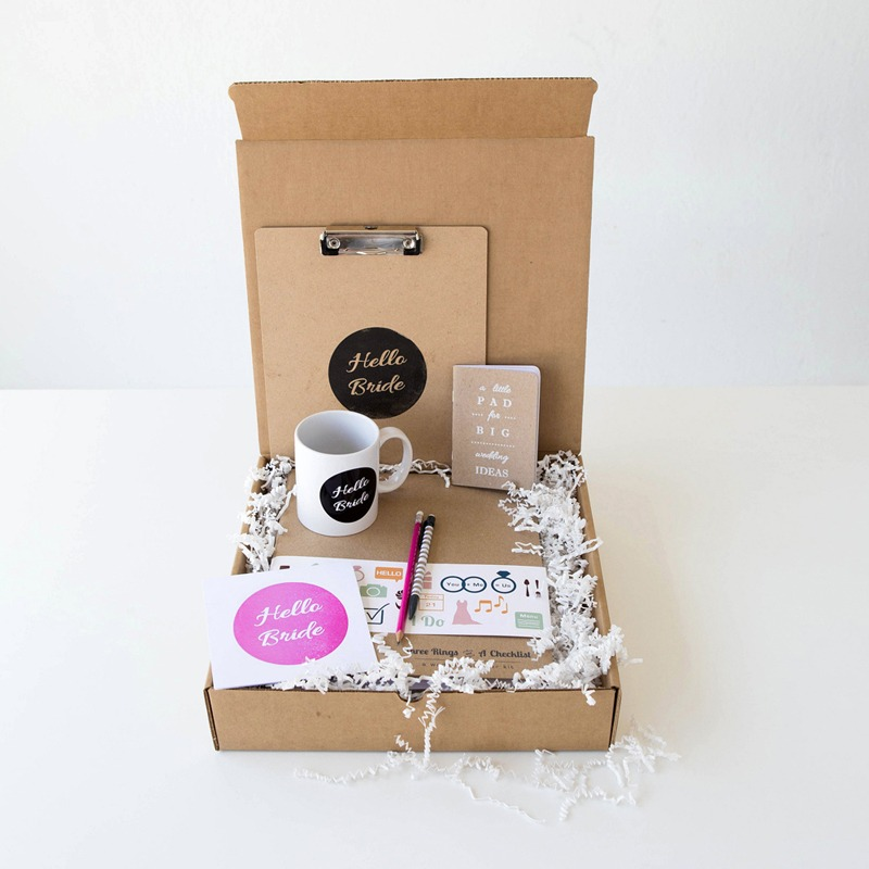 Wedding Planner Gift Box : ... gift box for real brides, created by real wedding planners. Love It