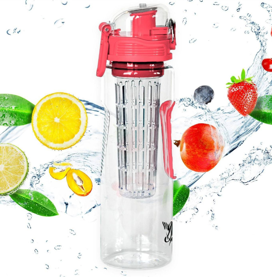 Infused Water Bottle