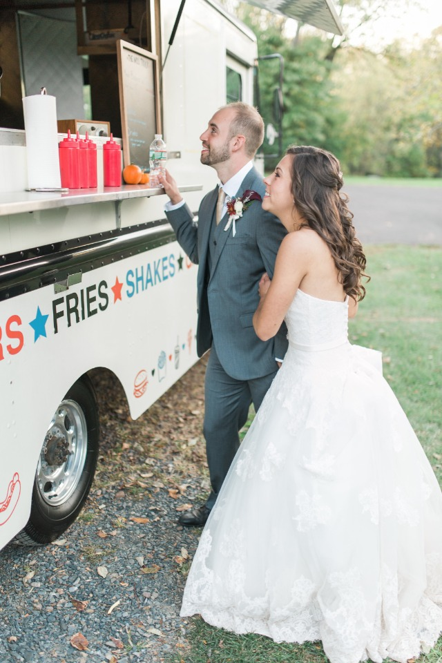 Food trucks for your wedding
