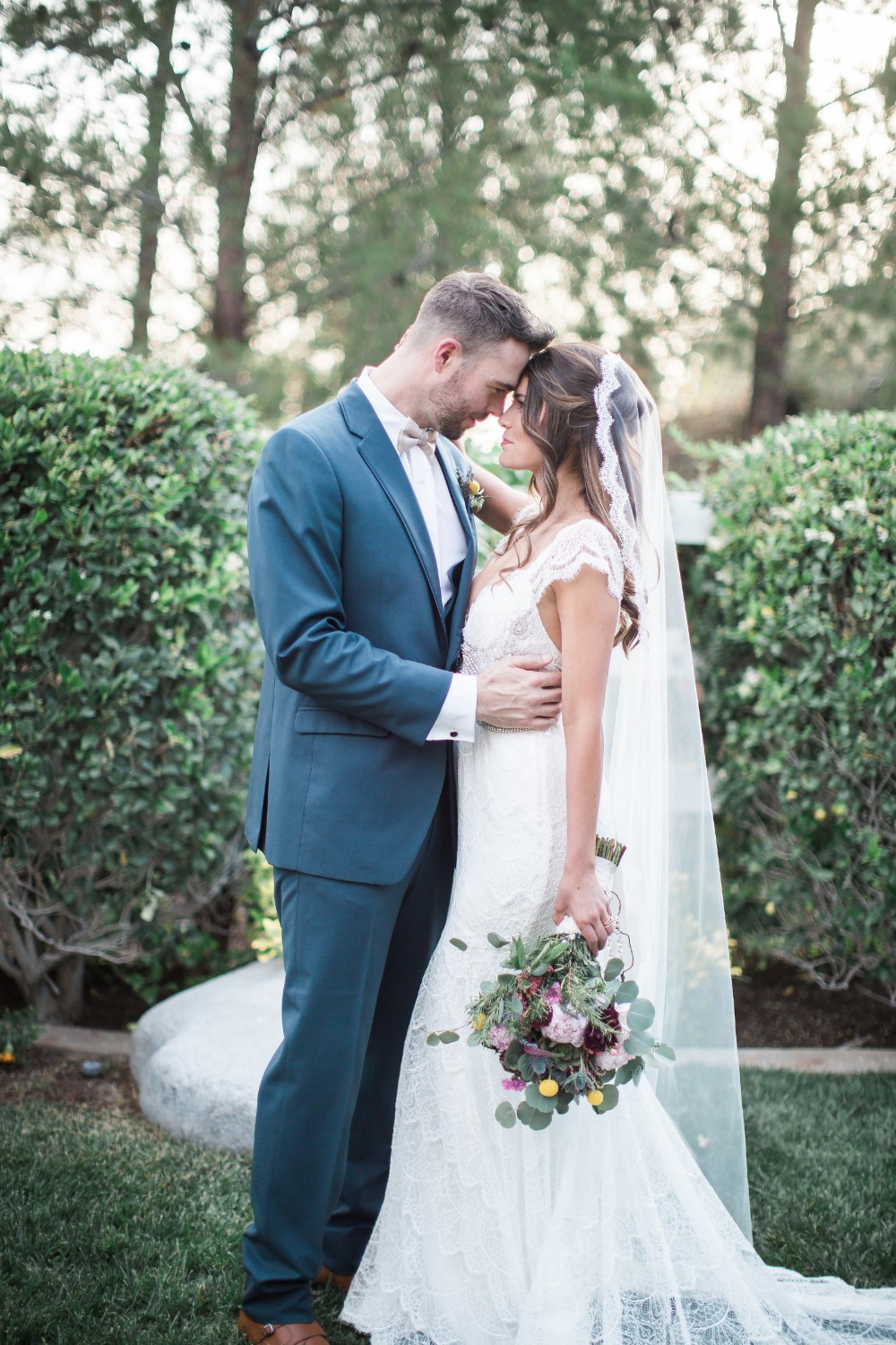 Gorgeous wedding for a beautiful couple