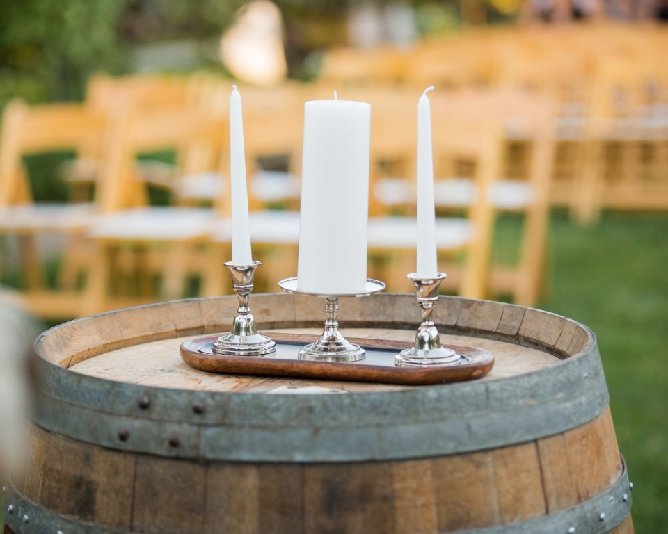 Candle Ceremony at your wedding