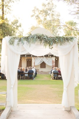 Beauty and the Budget, Believe or not this Arizona Wedding Was DIYed