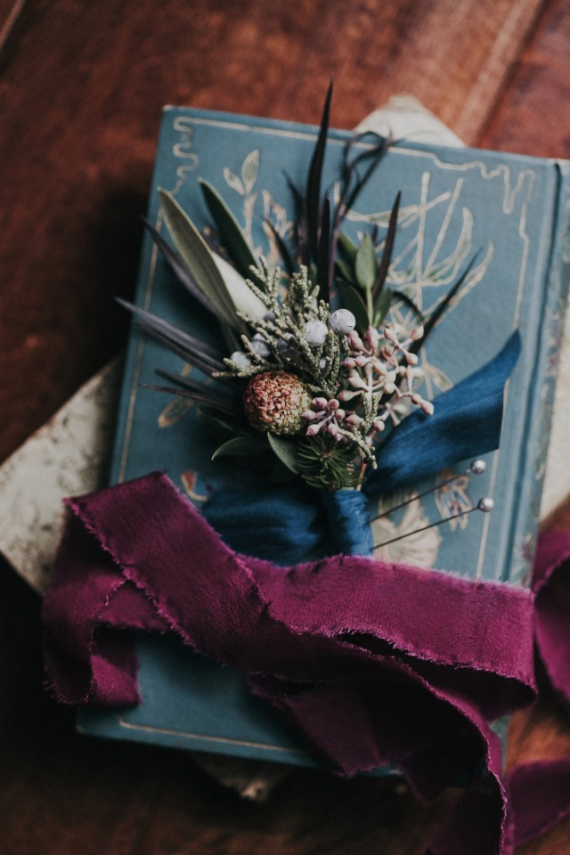 boutonniere for your groom
