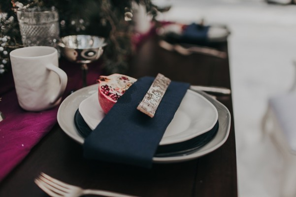Cozy On Up To This Winter Elopement Shoot At FivePine Lodge, Oregon
