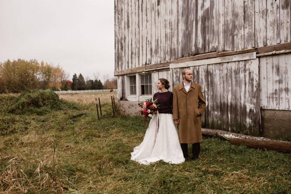 Rustic farm wedding ideas