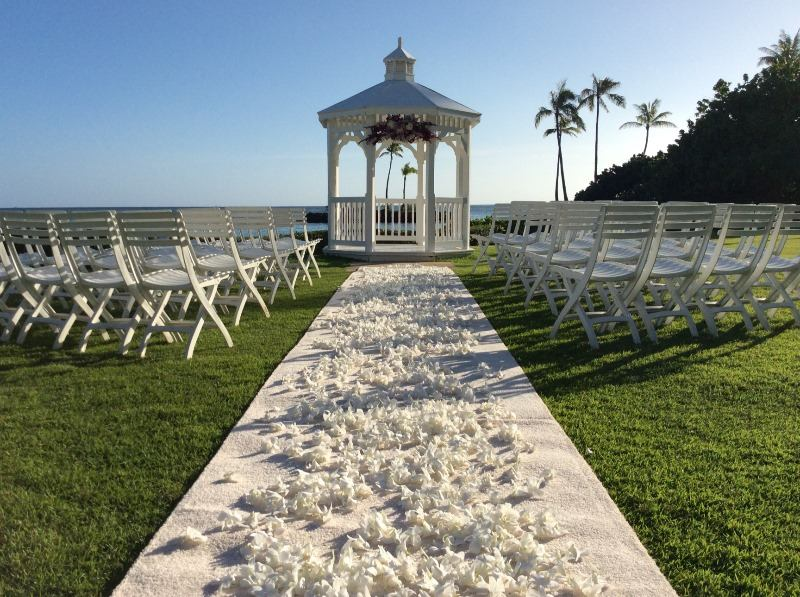 Could this be your Hawaii Destination Wedding Ceremony location?