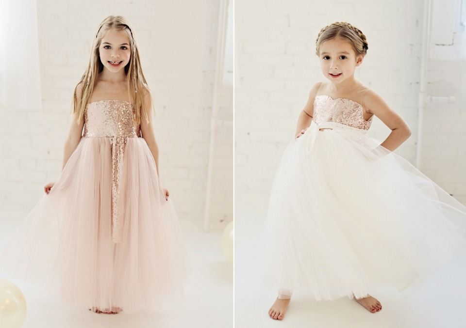Fattiepies 2017 collection is filled with sparkles and tulle