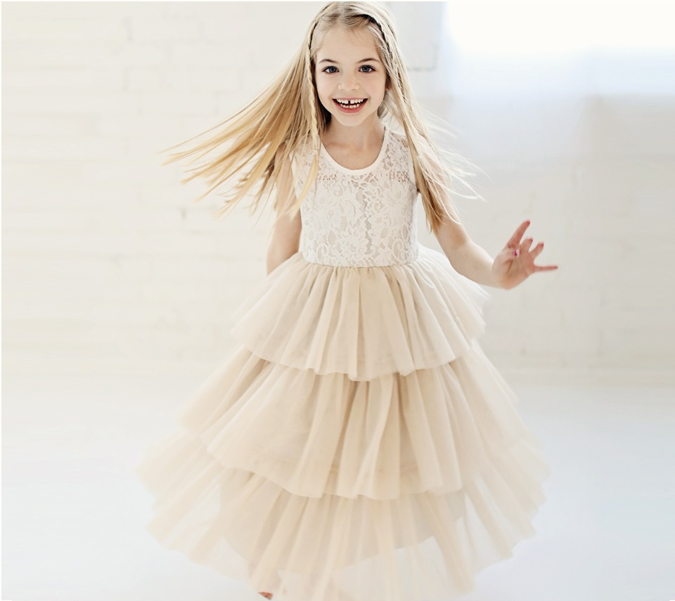 For the cutest flower girls ever shop Fattiepie