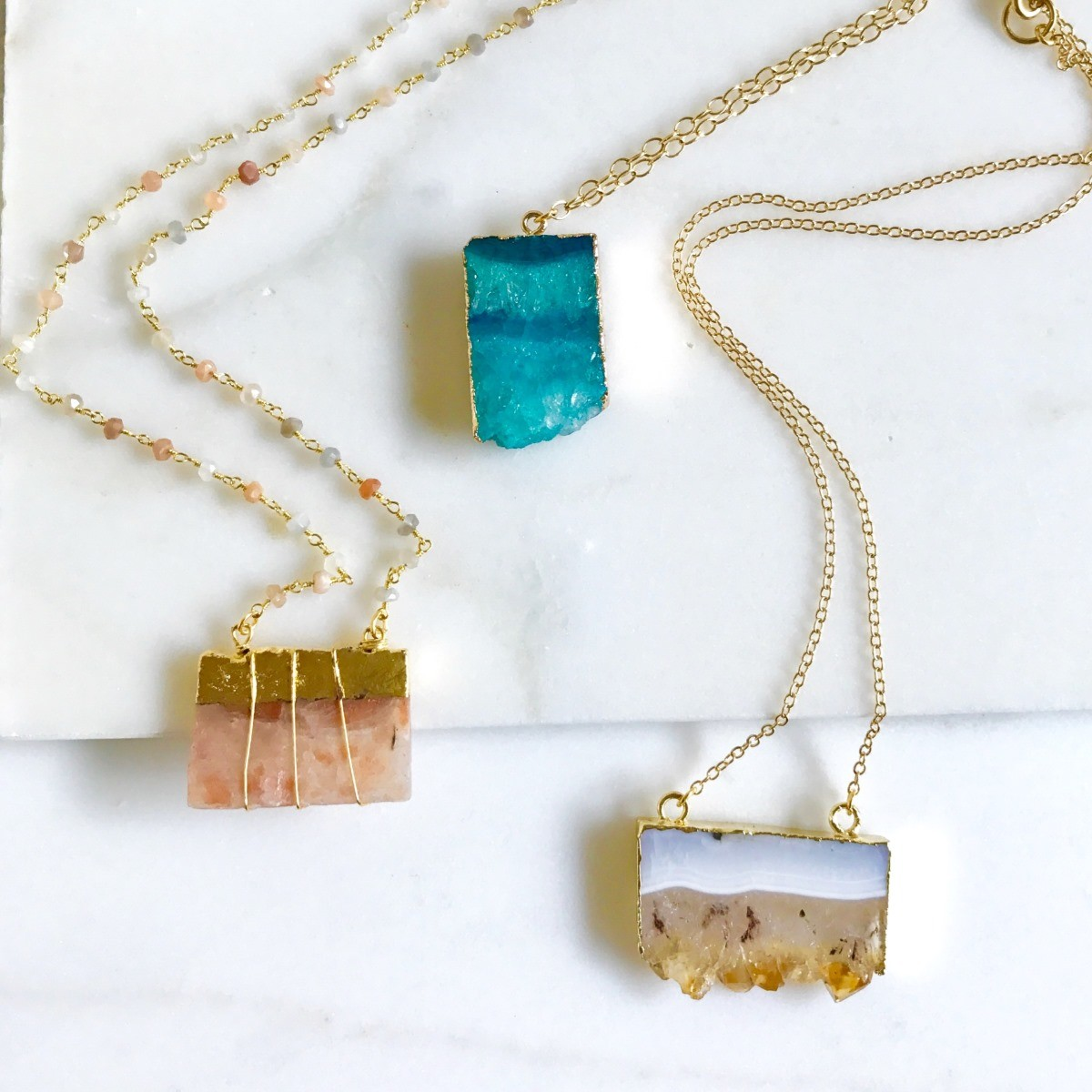 Rustic Gem Jewelry