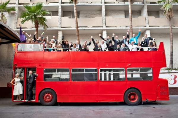 Profile Image from Double Decker Bus of Las Vegas