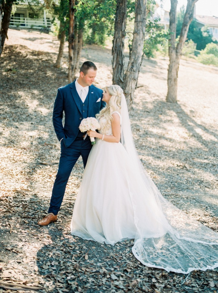 Beautiful California wedding