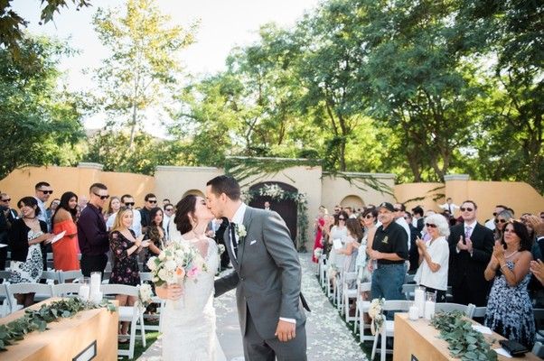 Chic Country Outdoor Wedding At The Gardens