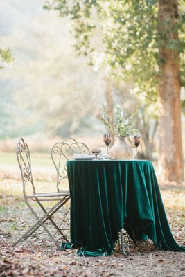 Ethereal and Romantic Greenery Wedding Ideas
