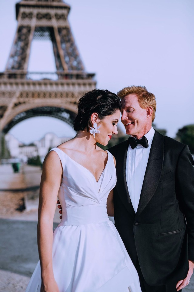 Beautiful Chateau wedding in France