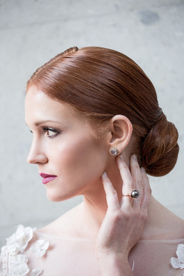 classica beauty bridal style