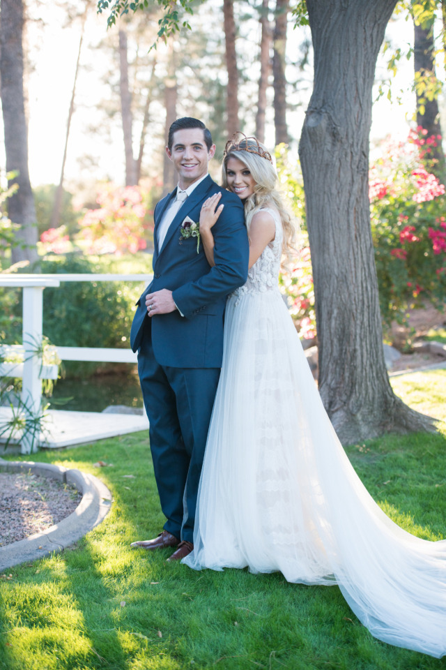 Romantic Wedding Ideas That Are Straight Out Of A Fairy Tale