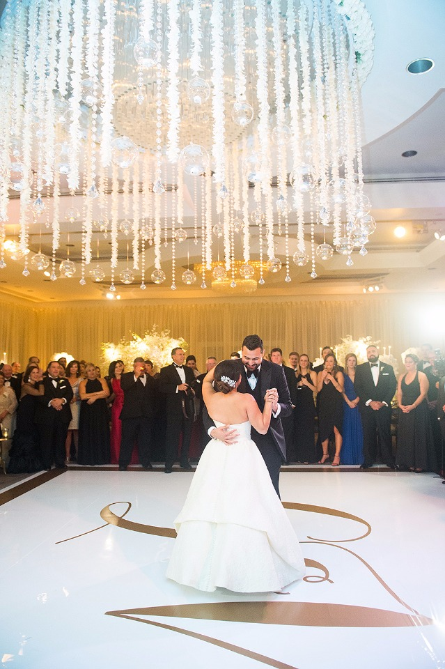 Ballroom wedding venue in Washington D.C.