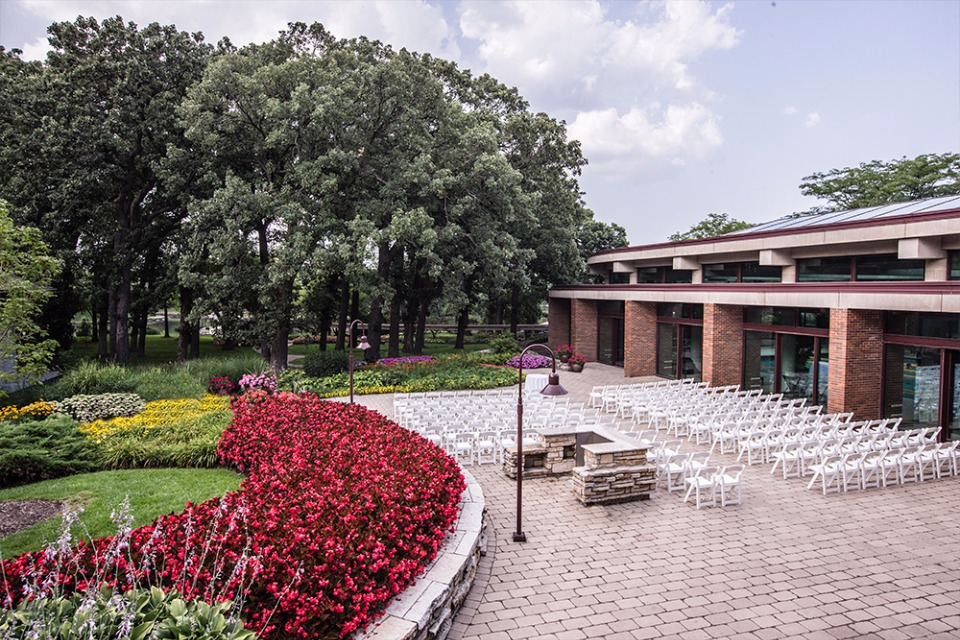 Hyatt Lodge At McDonald's Campus wedding venue