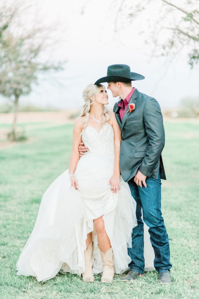 Gorgeous country wedding