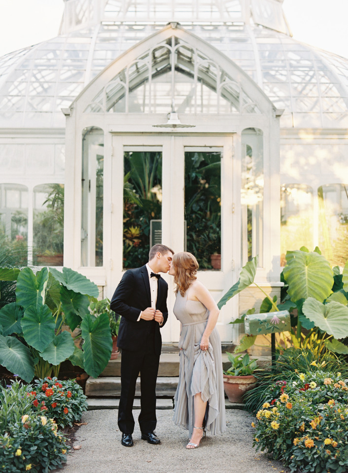 Pittsburgh museum engagement session venue