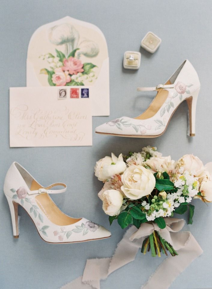 The perfect details for a spring wedding