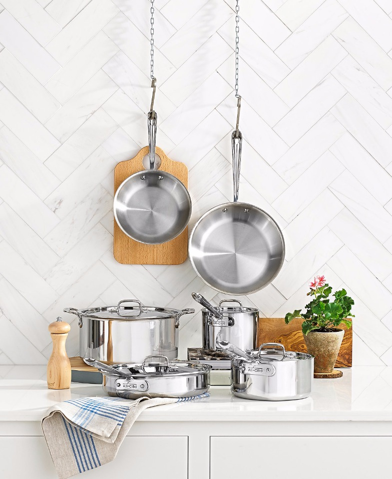 These pots and pans will be your forever dishes