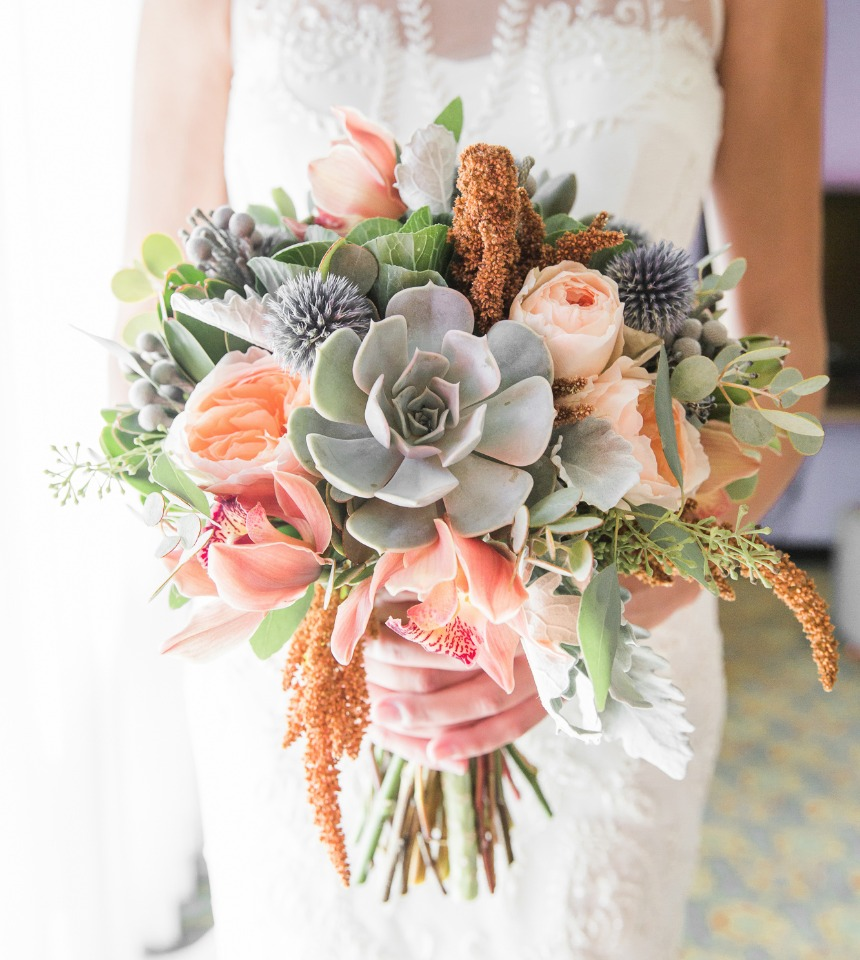 wedding bouquet from Botanica Floral Design