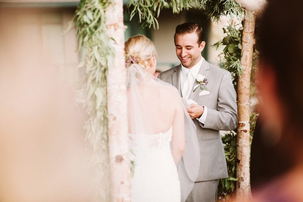 Beautiful Chic Secret Garden Inspired Wedding