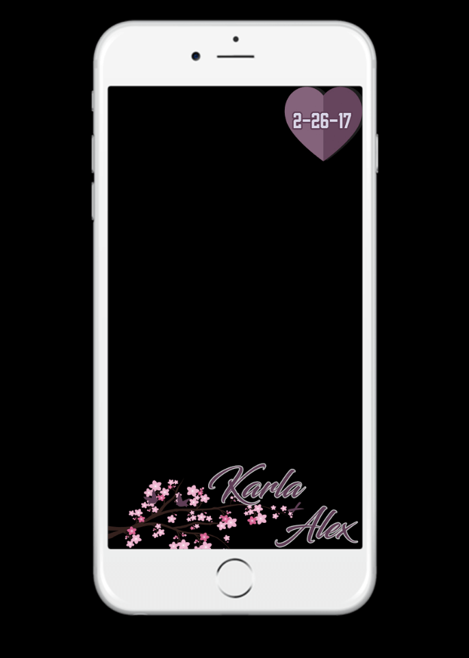 custom wedding filters from Itsjonmiller Filters