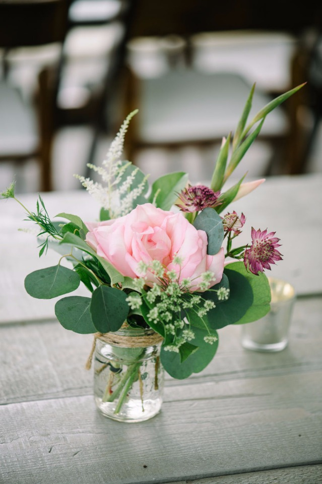 simple and beautiful wedding centerpieces