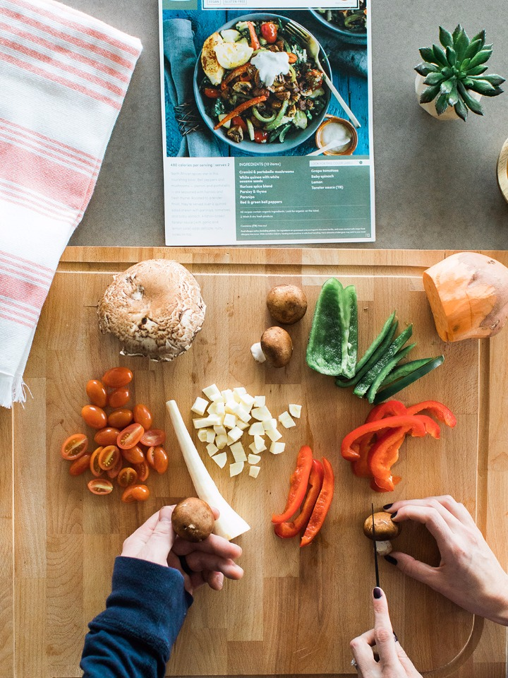 Green Chef meal delivery service is fun and easy