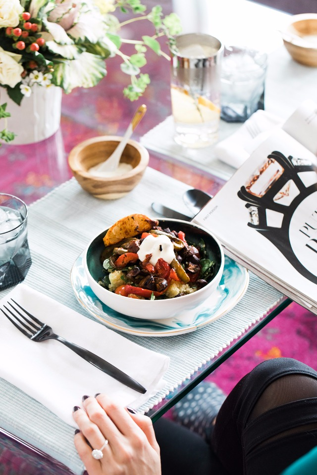 how to create a romantic dinner for two with Green Chef