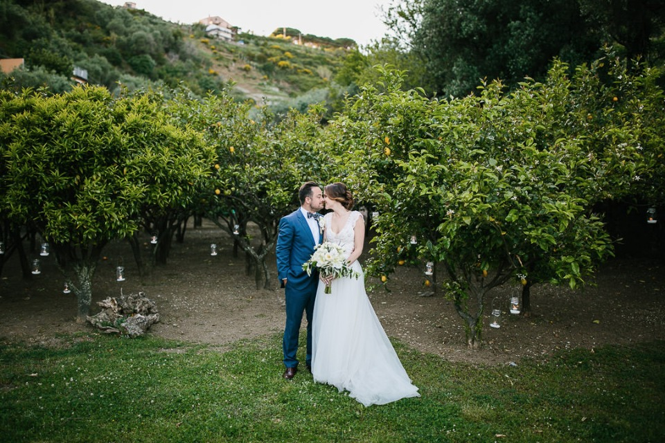 Beautiful destination wedding in ITALY