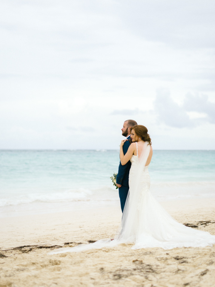Punta Cana destination wedding photos