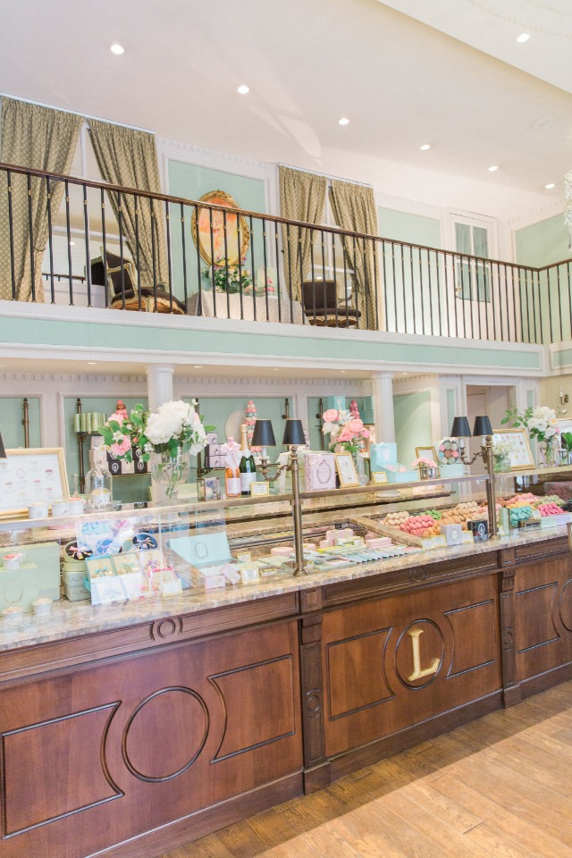 Laduree sweet shop