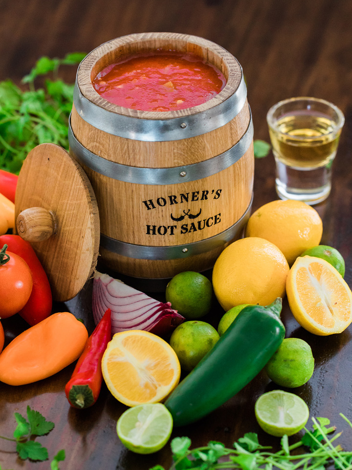 groomsman gift - personalized salsa maker